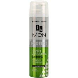 AA Cosmetics Men Protect Schaum für die Rasur  250 ml