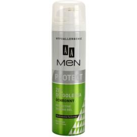 AA Cosmetics Men Protect védő gél borotválkozáshoz  200 ml