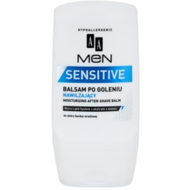 AA Cosmetics Men Sensitive Hydraterende After Shave Balm   100 ml