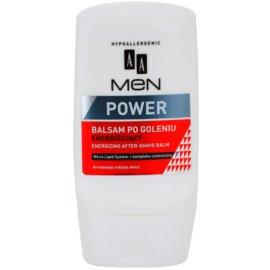 AA Cosmetics Men Power borotválkozás utáni balzsam  100 ml