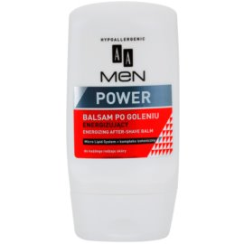 AA Cosmetics Men Power balsam po goleniu  100 ml