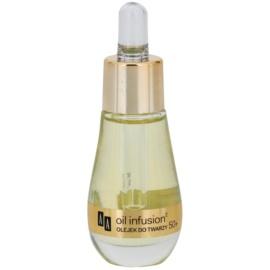 AA Cosmetics Oil Infusion2 Argan Inca Inchi 50+ intensywnie regenerujący i aktywnie liftingujący olejek do twarzy  15 ml