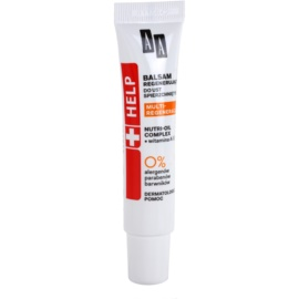 AA Cosmetics Help Multi-Regeneration regenerační balzám na rty (Nutri-Oil Complex, Vitamin A,E) 10 ml