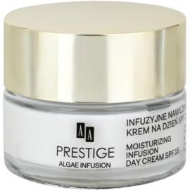 AA Prestige Algae Infusion denní hydratační krém SPF 15  50 ml