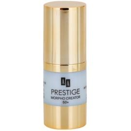 AA Prestige Morpho Creator 50+ intensive erneuernde Creme für die Augenpartien  15 ml