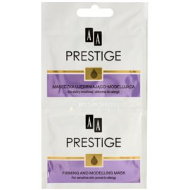 AA Prestige Morpho Creator 50+ Firming Mask For Contour Smoothing  10 ml