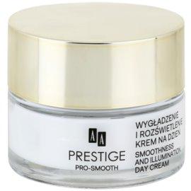 AA Prestige Pro-Smooth kisimító és hidratáló krém SPF 15  50 ml