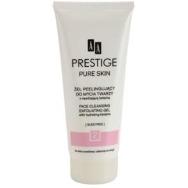AA Prestige Pure Skin exfoliační čisticí gel s hydratačním účinkem  200 ml