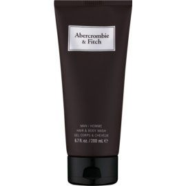 Abercrombie & Fitch First Instinct gel za prhanje za moške 200 ml