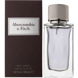 Abercrombie & Fitch First Instinct Eau de Toilette pentru barbati 30 ml