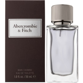Abercrombie & Fitch First Instinct Eau de Toilette für Herren 30 ml