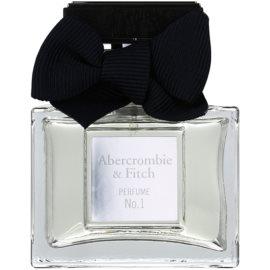 Abercrombie & Fitch Perfume No. 1 eau de parfum nőknek 50 ml