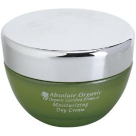 Absolute Organic Face Care hydratační denní krém  50 ml