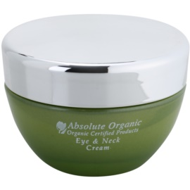 Absolute Organic Face Care crema de ojos y escote (With Its Triple Firming Action) 50 ml