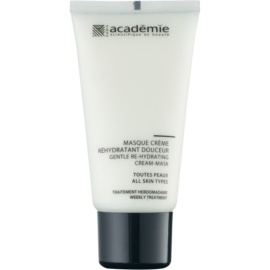 Academie All Skin Types Gentle Creamy Face Mask with Moisturizing Effect  50 ml