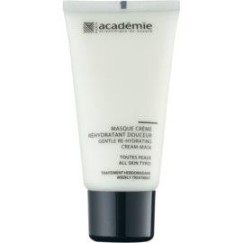 Academie All Skin Types jemná krémová maska s hydratačním účinkem  50 ml
