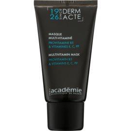 Académie Derm Acte Severe Dehydratation masque multi-vitaminé visage  50 ml