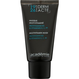 Academie Derm Acte Severe Dehydratation Multi - Vitamin Facial Mask  50 ml