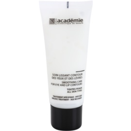 Academie All Skin Types protivráskový krém na okolí očí a rtů  40 ml