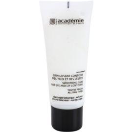 Academie All Skin Types crema antiarrugas contorno de ojos y labios  40 ml