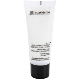 Academie All Skin Types крем против бръчки за зоната около очите и устните  40 мл.
