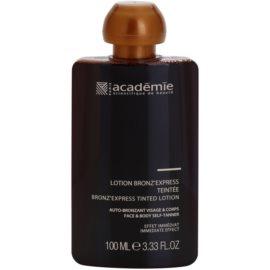 Academie Bronz' Express Tönungs-Tonikum Für Gesicht und Körper  100 ml