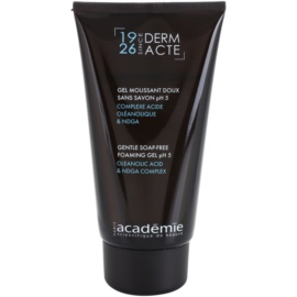 Academie Derm Acte Brillance&Imperfection gel de limpeza suave para diminuição de poros e aspeto mate  150 ml