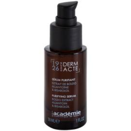 Academie Derm Acte Brillance&Imperfection kojące serum przeciw zaczerwienieniom skóry  30 ml
