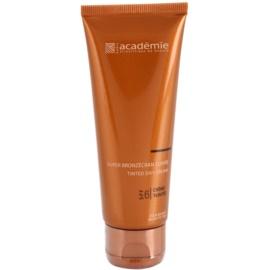 Academie Bronzécran tónovací krém na obličej SPF 6  75 ml