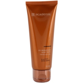 Academie Bronzécran tónovací gel na obličej SPF 6  75 ml