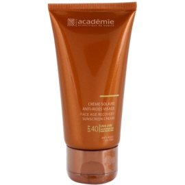 Academie Bronzécran krema za sončenje proti staranju kože SPF 40  40 ml