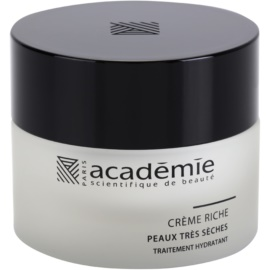 Academie Dry Skin bogata vlažilna krema  50 ml