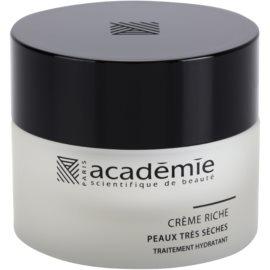 Academie Dry Skin bogaty krem nawilżający  50 ml