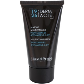 Academie Derm Acte Severe Dehydratation Multi - Vitamin Facial Mask  75 ml