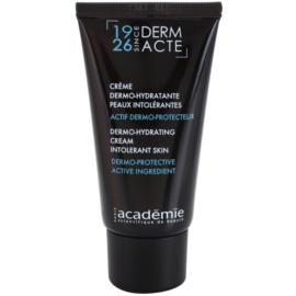 Academie Derm Acte Intolerant Skin hidratáló és nyugtató krém a bőrréteg megújítására  50 ml