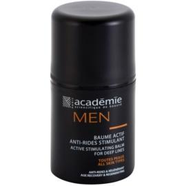 Academie Men aktivni balzam za obraz proti gubam  50 ml
