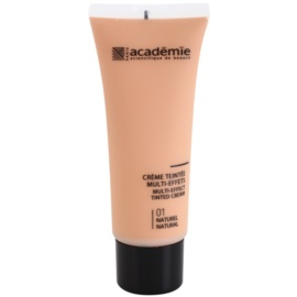 Academie Make-up Multi-Effect tonizáló krém a tökéletes bőrért árnyalat 01 Natural 40 ml