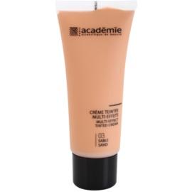 Academie Make-up Multi-Effect crema con color para una piel perfecta  tono 03 Sand 40 ml