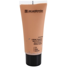 Academie Make-up Multi-Effect Getinte Crème voor Perfecte Huid  Tint  04 Golden 40 ml