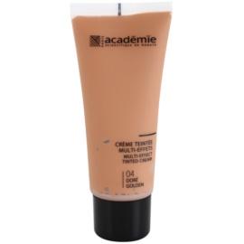 Academie Make-up Multi-Effect crema con color para una piel perfecta  tono 04 Golden 40 ml