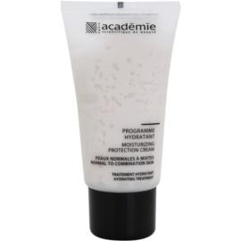 Academie Normal to Combination Skin zaščitna krema z vlažilnim učinkom  50 ml
