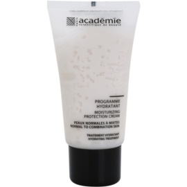 Academie Normal to Combination Skin Schutzcreme mit feuchtigkeitsspendender Wirkung  50 ml