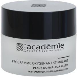 Academie Normal to Combination Skin vlažilna in krepilna krema za obraz  50 ml