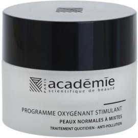 Academie Normal to Combination Skin hydratační a posilňující pleťový krém  50 ml