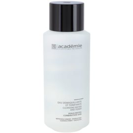Academie Normal to Combination Skin čisticí tonikum na obličej a oči  250 ml