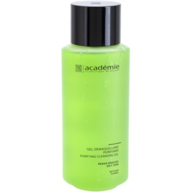 Academie Oily Skin čistilni gel za odstranjevanje ličil  250 ml