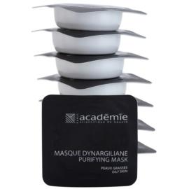 Academie Oily Skin Reinigungsmaske vergrößerte Poren  8 x 10 ml