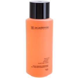 Academie Oily Skin Reinigungstonikum für Haut mit kleinen Makeln  250 ml