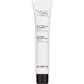 Academie Derm Acte Whitening crema hidratanta cu efect iluminator cu vitamina C  50 ml