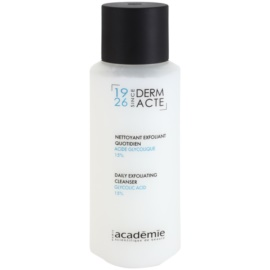 Académie Derm Acte Whitening exfoliant enzymatique à l'acide glycolique 15%  250 ml